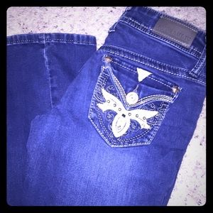 Hydraulic jeans size 0 boot cut